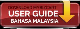 MyBizCart User Guide Bahasa Malaysia
